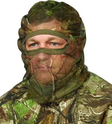 Kopfnetz Hunters Specialties Realtree Xtra Green