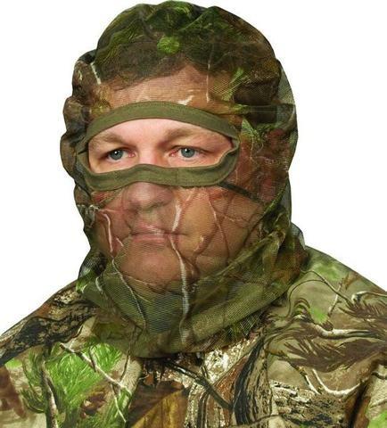 Tarnmaske Kopfnetz Hunters Specialties Realtree Xtra Green