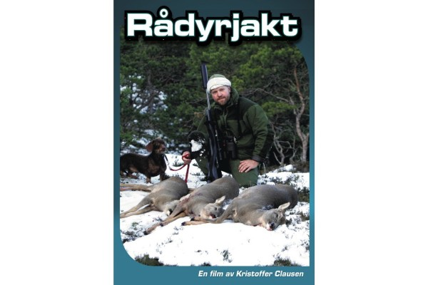 DVD Rehwildjagd (Rådyrjakt)