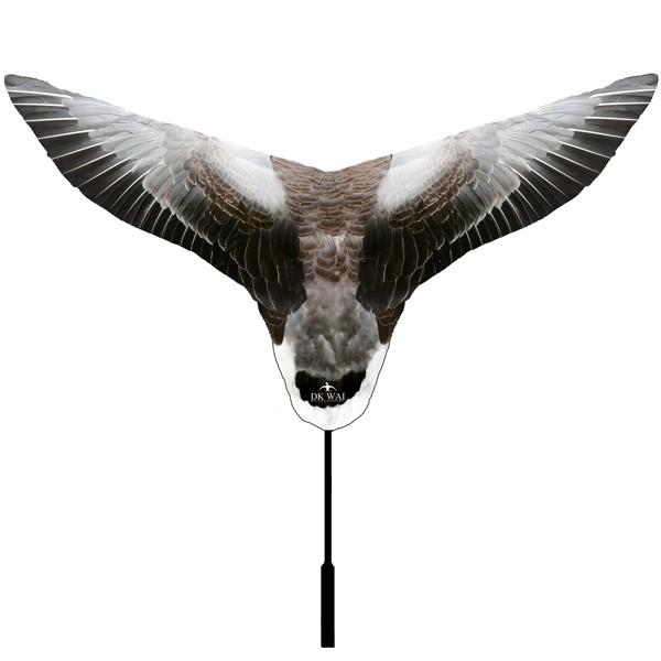 DK WAI Graugans Gänseflagge Supreme Gooseflag