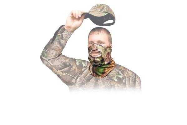 Stretchmaske (1/2 Maske) Realtree APG
