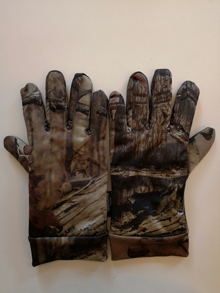 Jagdhandschuhe Elastan Mossy Oak