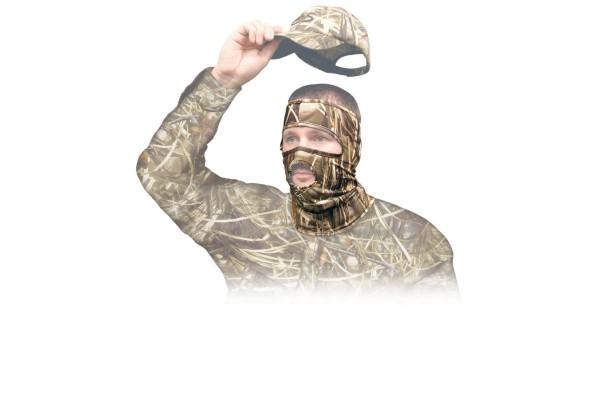 Stretchmaske (3/4-Maske) Max-4