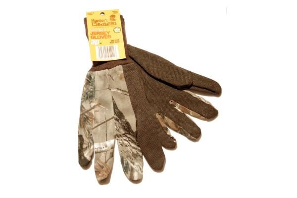 Jersey-Tarnhandschuhe Hunters Specialties Realtree APG