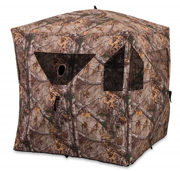Tarnzelt Ameristep Brickhouse Ground Blind Realtree Xtra bei OVIs