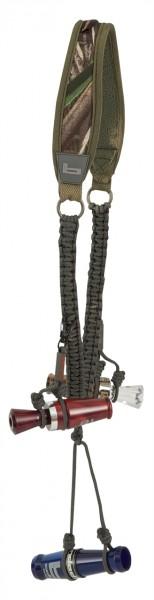 Die Lockerkordel hält Wildlocker auf der Jagd sicher fest und ist angenehm zu tragen.