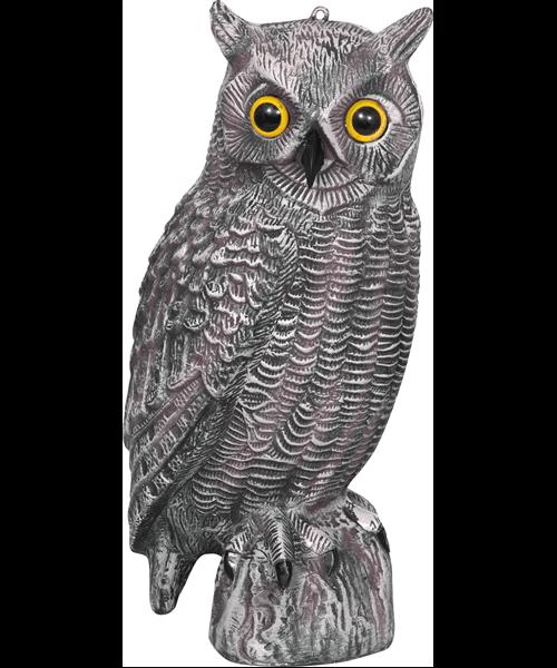 Lockvogel Uhu