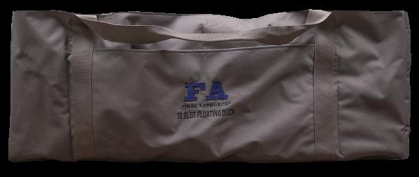 Final Approach Tragetasche 12-Slot Duck Floater Bag