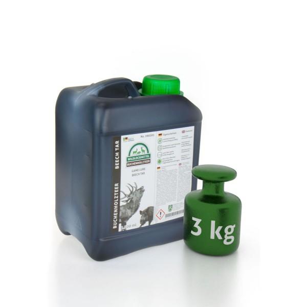 Buchenholzteer 3 kg Kanister