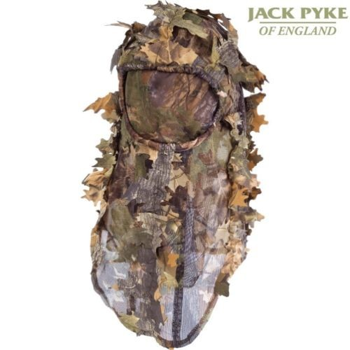Tarnmaske Blättertarn Jack Pyke English Oak
