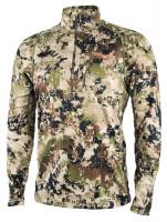 SITKA Jagdshirt Core Mid Zip