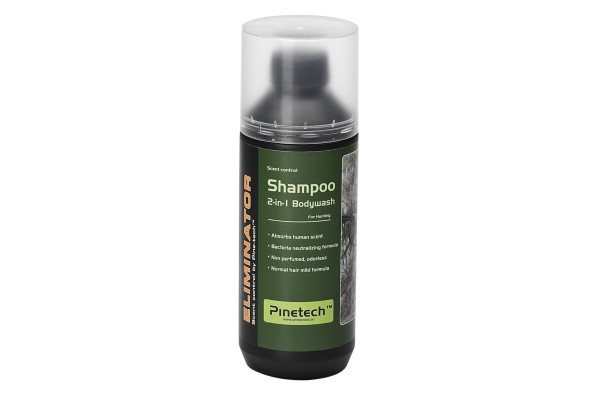 Shampoo Pinewood Eliminator 2-in-1 Body wash