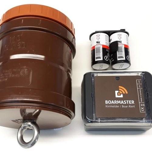 Kirrmelder Boarmaster Professional Paket