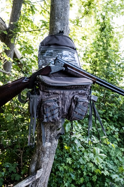 FA Jagdtasche Timber Bag Mossy Oak Bottomland