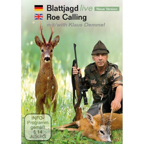 Rottumtaler DVD Blattjagd auf Rehbock