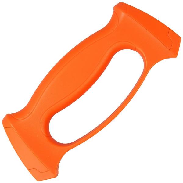 Messerschärfer orange