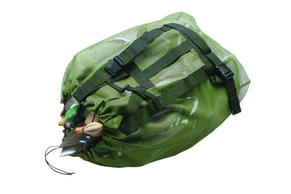 Netz-Rucksack für Lockvögel