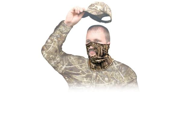 Stretchmaske (1/2-Maske) Max-4