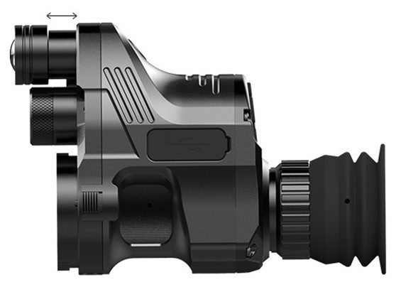 Pard digitales Nachtsichtgerät NV007A 2.Gen