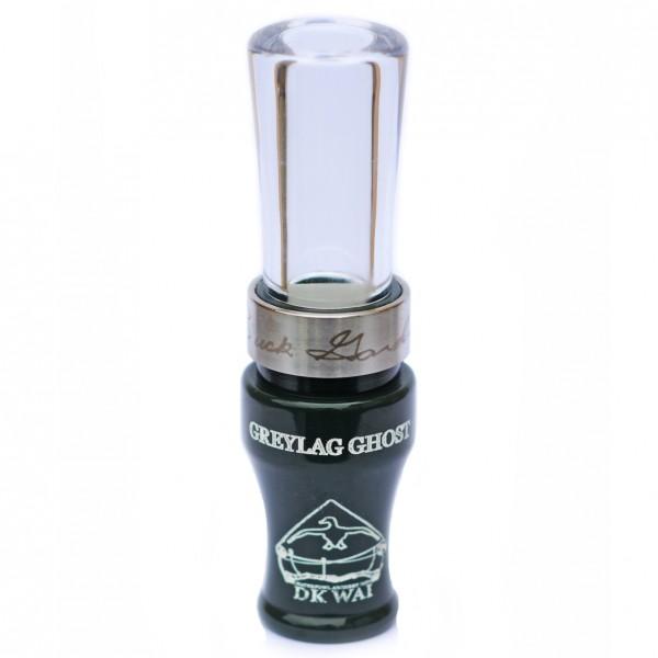 Der Grauganslocker Greylag Ghost von DK Wai ist ein vielseitiger Gänselocker für die Gänsejagd auf Graugans als auch die Saatgans