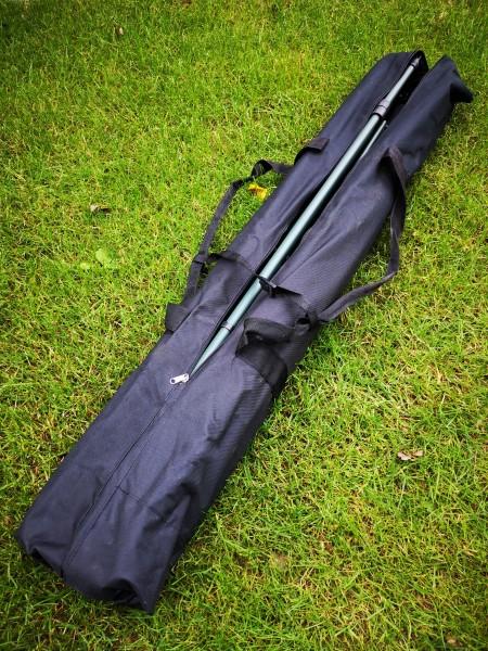 Transporttasche für Tarnschirme und Teleskopstangen