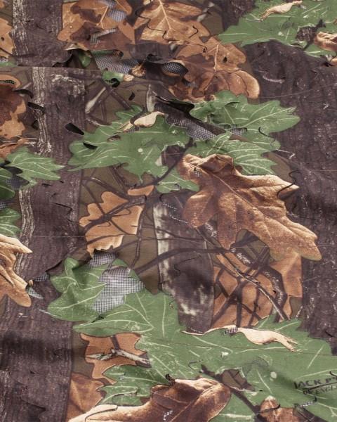 Jack Pyke Blätter-Tarnnetz Camo Blind 4x1,5 m