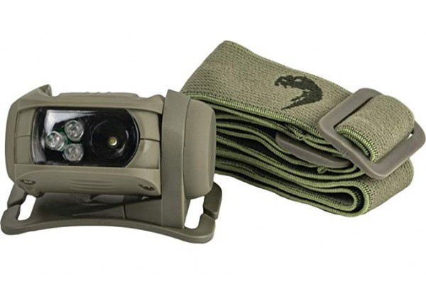 Viper Jagd Stirnlampe grün