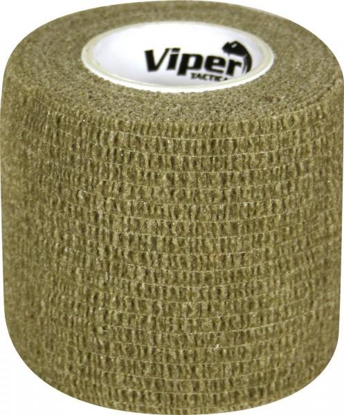 Viper Camo Tape Stealth selbsthaftend grün