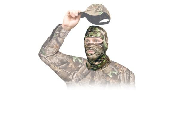 Stretchmaske (Vollmaske) Realtree APG
