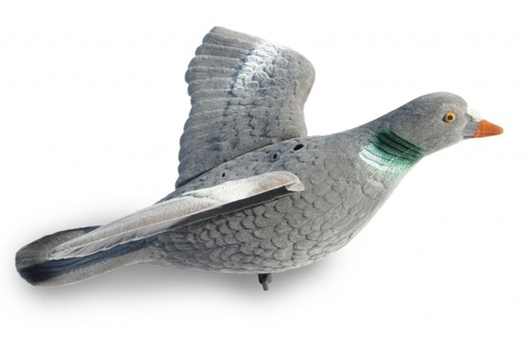 fliegende Locktaube Clever Hunting Vollkörper inkl. Montage